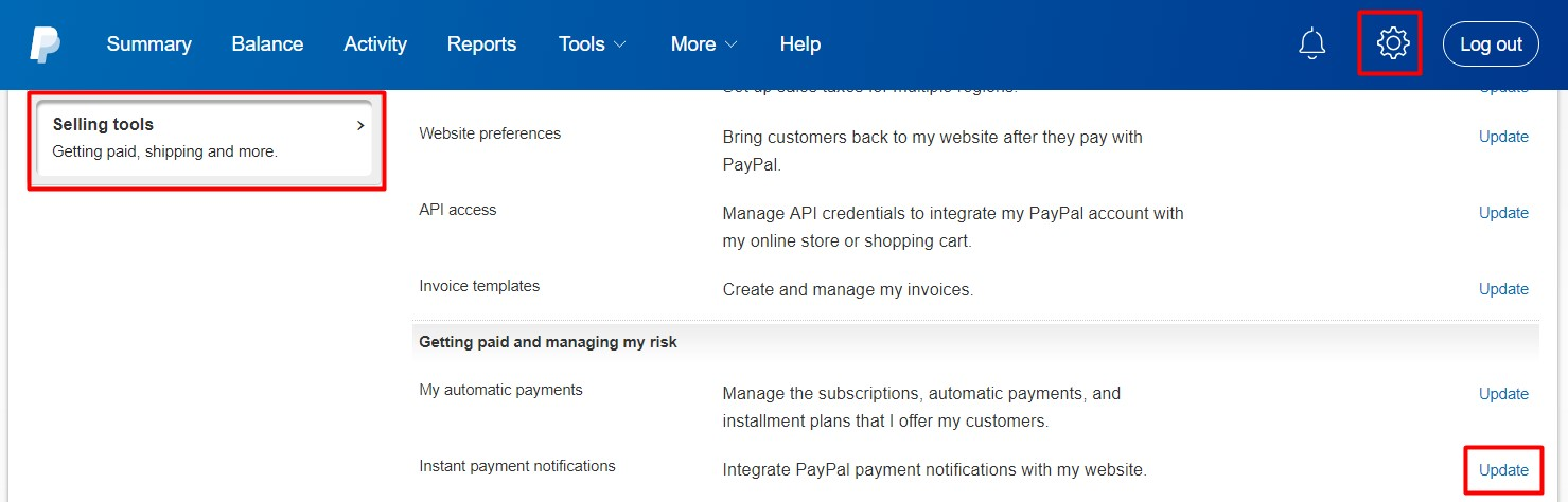 How to Add Paypal Payment Gateway – UniCart Support Center
