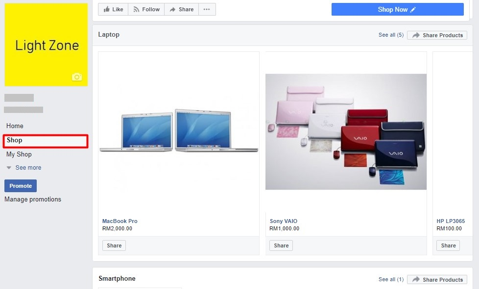How to Sell Your Products on Facebook Shop – UniCart Support