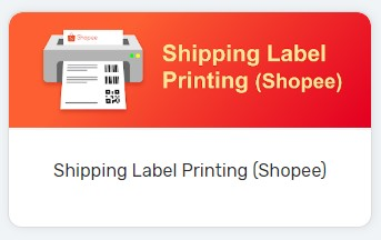 How to Print Shopee Shipping Label (Full Version) – UniCart Support